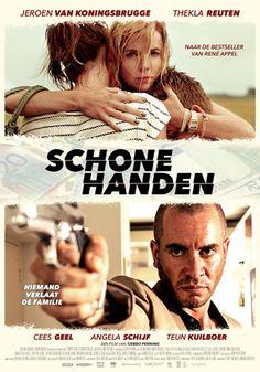 Temiz Eller izle, Schone handen Filmi Hd izle, Temiz Eller Filmi konusu, Eddie ve Sylvia çifti Amsterdam'da iki çocuğu ile birlikte mutlu ve mesut konforlu