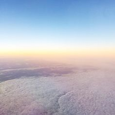 Carin Olsson: High above the clouds on my way to Rome