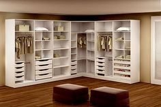 The best of luxury closet design in a selection curated by Boca do Lobo to inspire interior designers looking to finish Walk In Closet Design, Wardrobe Design Bedroom, Master Bedroom Closet, Closet Designs, Master Bedrooms, Bedroom Cupboard Designs, Bedroom Cupboards, Ikea Closet, Wardrobe Closet
