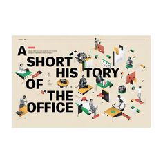 A Short History of the Office | Domestika