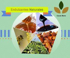 CacaoBene: Endulzantes naturales alternativos al azúcar blanca