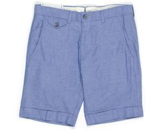 Ovadia & Sons Pierre Chambray Shorts