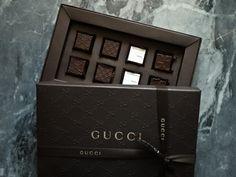 Gucci chocolates