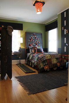 garage bedroom ideas Garage Themed Bedroom New updates to my 8