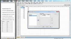 SPSS - Dependent Samples t-Test