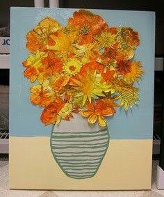 Gerra de flors