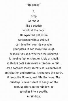 Motivational Children's Poem about positive thinking. Great for ...
