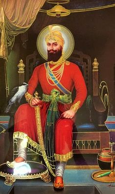 Guru Gobind Singh established and gave a final shape to the religion of Sikhs; Sikhism. He stood up against the mighty Mogul emperor Aurangzeb and ensure that no religion was annihilated.