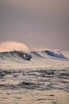 Crashing waves, beautifully captured on the NX300.