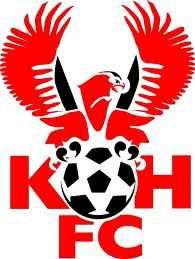 Kidderminster Harriers of England crest. Premier Football, Football Team Logos, Sport Football, Sports Logos, English Football Teams, British Football, Soccer Guys, Soccer Teams, Oxford United