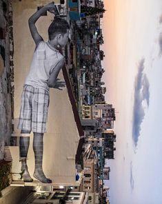 JR in Havana, Cuba, 2019