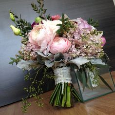 Blooms Florist, Our Wedding, Glass Vase, Weddings, Photo And Video, Pretty, Instagram, Home Decor, Decoration Home