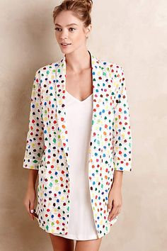Painter's Palette Robe - anthropologie.com