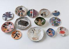 Magdalena Suarez Frimkess ceramics