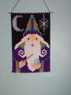 magical wizard bead banner
