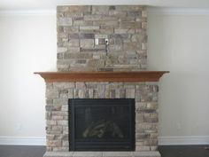 ... Country Ledge Stone Cultured Stone - Echo Ridge. Thinking about this for the reface of the fireplace.