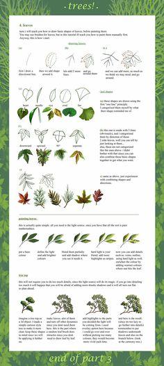 Tree tutorial part 3