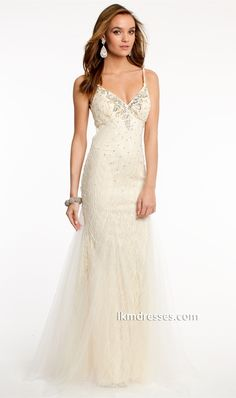 http://www.ikmdresses.com/Long-Beaded-Lace-Dress-p87117