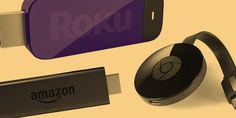 New Chromecast vs New Fire TV Stick vs Roku Stick: Streaming Dongle Showdown 2015