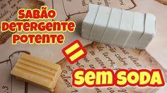 SABÃO EM BARRA SEM SODA  - MENOS DE 1 REAL