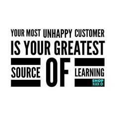 No matter how hard it is LISTEN TO YOUR CUSTOMERS. Yes many of them will be difficult but these are your biggest learning lessons . SHOPBLACKBIZ.COM   Click the link in bio to list your product or service and search local black owned businesses.