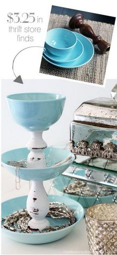 cool 30+ DIY Ideas & Tutorials to Get Shabby Chic Style - Styletic by http://www.danazhome-decorations.xyz/diy-crafts-home/30-diy-ideas-tutorials-to-get-shabby-chic-style-styletic/