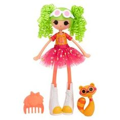 Lalaloopsy Girls Basic Doll- Dyna Might
