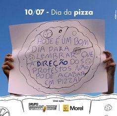 Morel - Dia da Pizza
