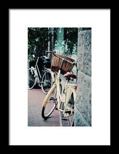 Art Prints For Home, Home Art, Fine Art Prints, Framed Prints, Amsterdam Holland, Hanging Wire, Black Wood, Art Techniques, Fine Art Photography