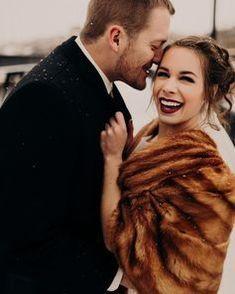 Winter Wedding Fur, Winter Wedding Bridesmaids, Winter Bride, Winter Wonderland Wedding, Vintage Winter Weddings, Vintage Fur, Vintage Bridal, Vintage Glamour, Bridal Bolero
