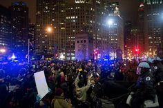 """""""'lets not just make noise, lets make a difference' #chicago #ferguson #protest #mikebrown"""""""
