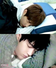 Sleeping fairy Kim Myungsoo