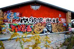 Street #Art in Berlin