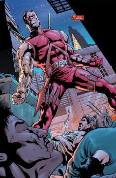 Arsenal (Roy Harper) __ Teen Titans