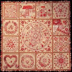 mountain quiltfest 2013 | Quilt Magazine | Quilt Magazine » Blog Archive » Quilt of the Day