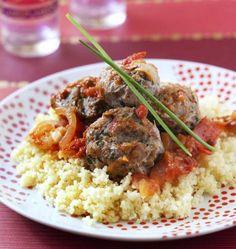 Photo de la recette : Boulettes de sardines à la tomate