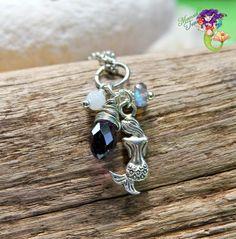 Dainty Mermaid Jewelry from Hawaii by MermaidTearsDesigns