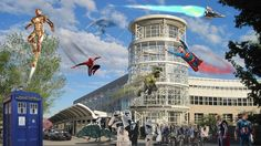 NEWS ALERT! Salt Lake Comic Con 2013 Expands to Salt Palace Convention Center. Read the press release here: http://saltlakecomiccon.com/salt-lake-comic-con-moves-to-salt-palace-for-pop-culture-event-september-5-7-2013/