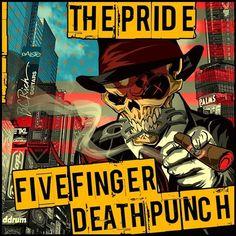 Five Finger Punch The Pride Single 2012 Five Finger