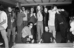 Just hanging out: The fabled hedonism of the 1970s is a time today's hipsters crave but ar...