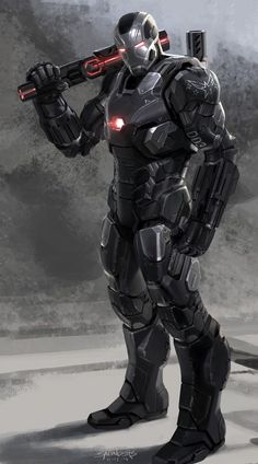 Machine Mk 3 Concept Art by Phil Saunders War Machine Mk 3 Concept Art by Phil Saunders.War Machine Mk 3 Concept Art by Phil Saunders. Iron Man Avengers, Marvel Avengers, Marvel Dc Comics, Marvel Heroes, Iron Man Kunst, Iron Man Art, Iron Man Wallpaper, Hd Wallpaper, Tony Stark