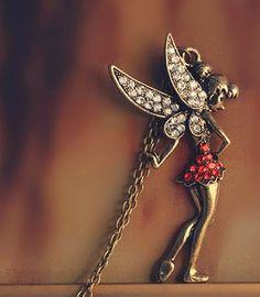 Peter Pan Elegant Necklace