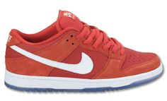 Nike Dunk SB Red/Wht/Ice I need new Nikes .... Now