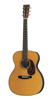 gitar Martin, Eric Clapton signature series.
