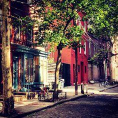 New York City Photos And Impressions - Vinegar Hill