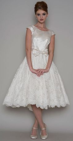 LouLou Bridal Wedding Dress LB146 Clara