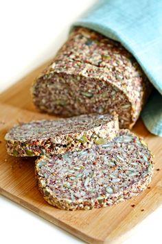 glutenfritt vegansk bröd