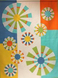 Dresden plate quilt patterns