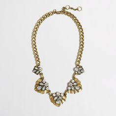 Factory shell necklace : Necklaces | J.Crew Factory