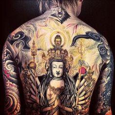 Dir en Grey's Kyo's tattoo.